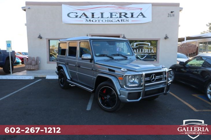 2017 Mercedes-Benz AMG G 63 For Sale