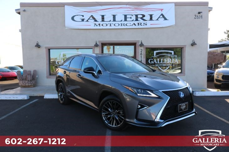 2016 Lexus RX 450h For Sale