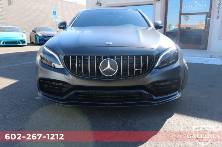 2020 Mercedes-Benz AMG C 63S For Sale