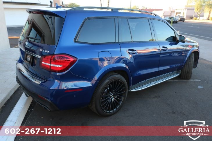 2017 Mercedes-Benz AMG GLS 63 For Sale