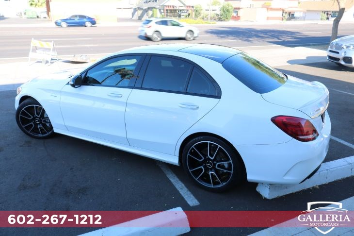 2017 Mercedes-Benz AMG C 43 For Sale