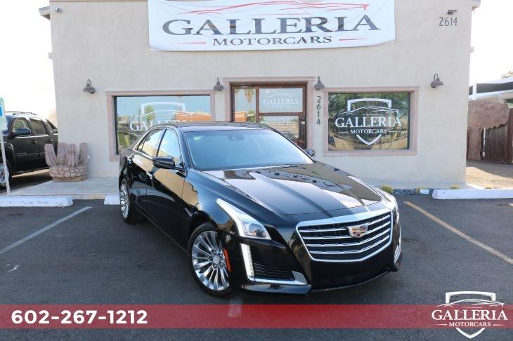 2017 Cadillac CTS Sedan For Sale