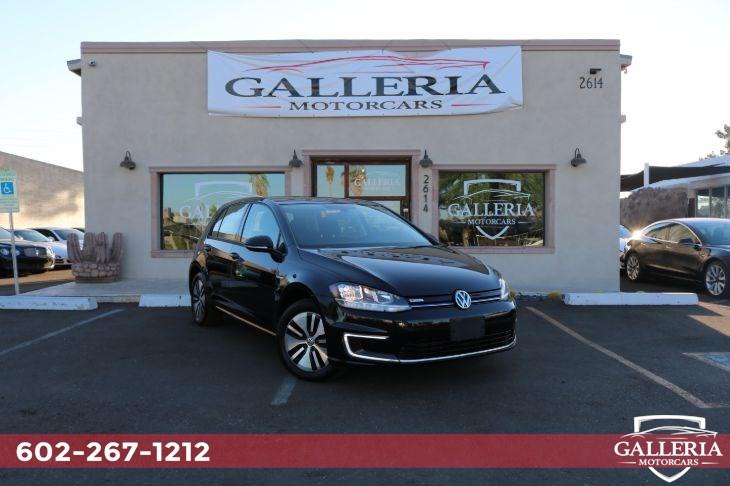 2018 Volkswagen e-Golf For Sale
