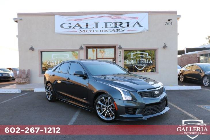 2018 Cadillac ATS-V Sedan For Sale
