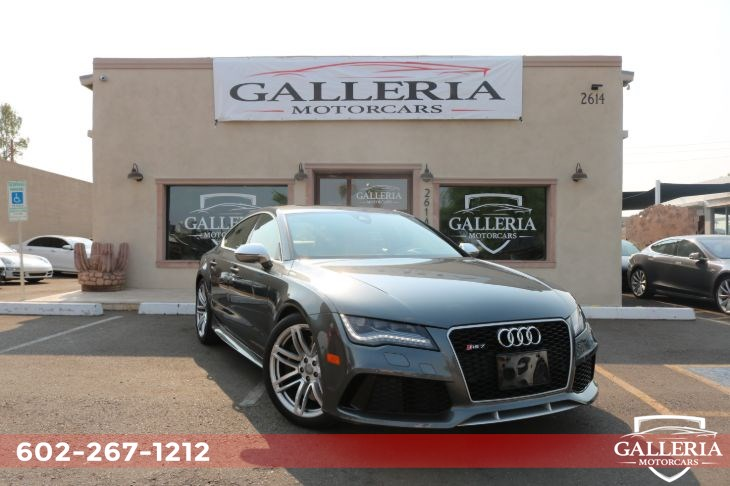 2015 Audi RS 7 For Sale