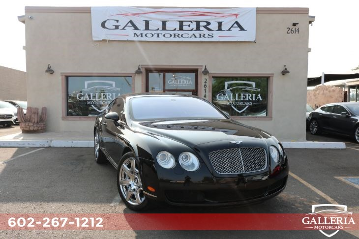 2006 Bentley Continental GT Mulliner Package