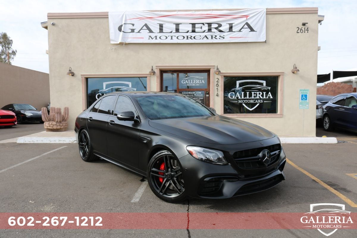 2018 Mercedes-Benz AMG E 63 S For Sale