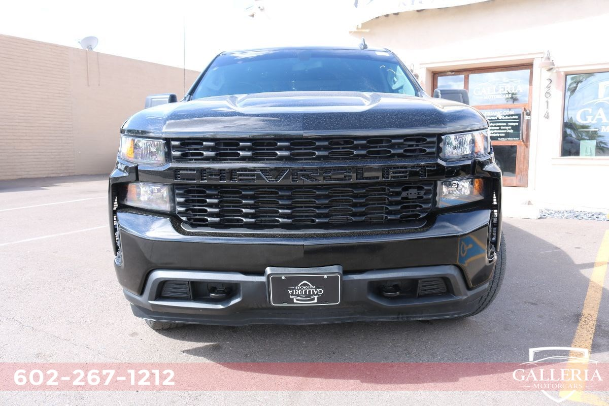 2020 Chevrolet Silverado 1500 For Sale