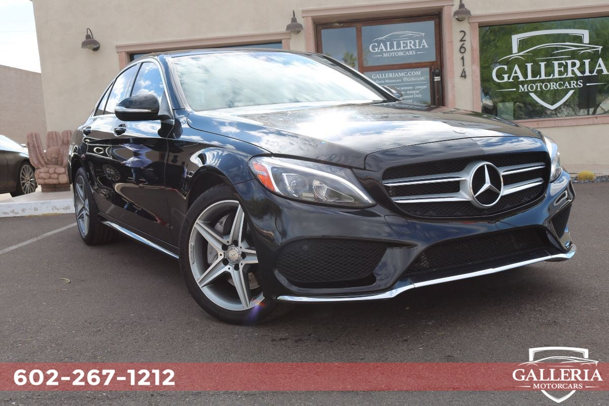 2015 Mercedes-Benz C 300 For Sale