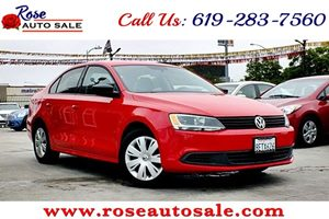 View 2012 Volkswagen Jetta Sedan