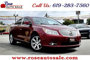 View 2010 Buick LaCrosse