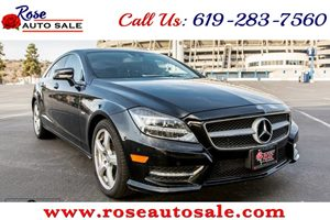View 2012 Mercedes-Benz CLS 550