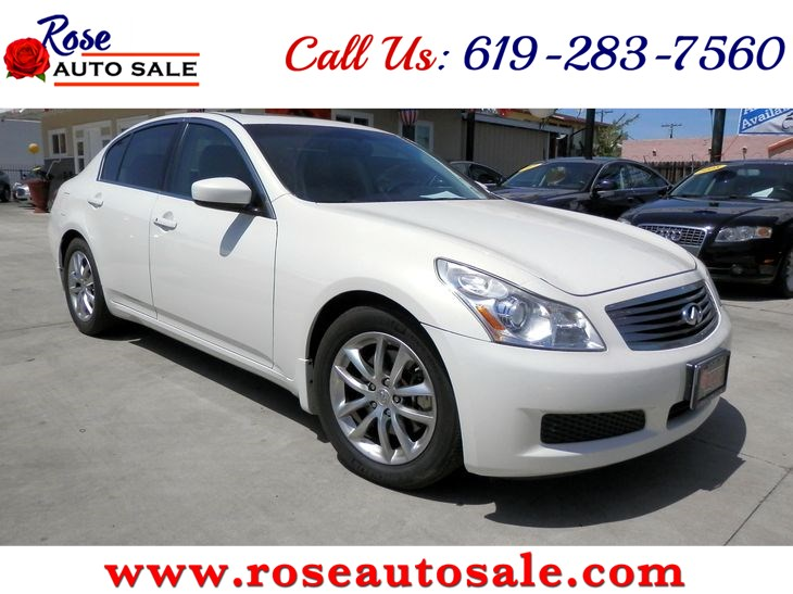 used 2009 infiniti g37 sedan journey in san diego 2009 Infiniti G37 Audio 2009 infiniti g37 sedan journey