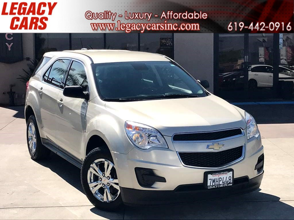 2015 Chevrolet Equinox LS w/Bluetooth