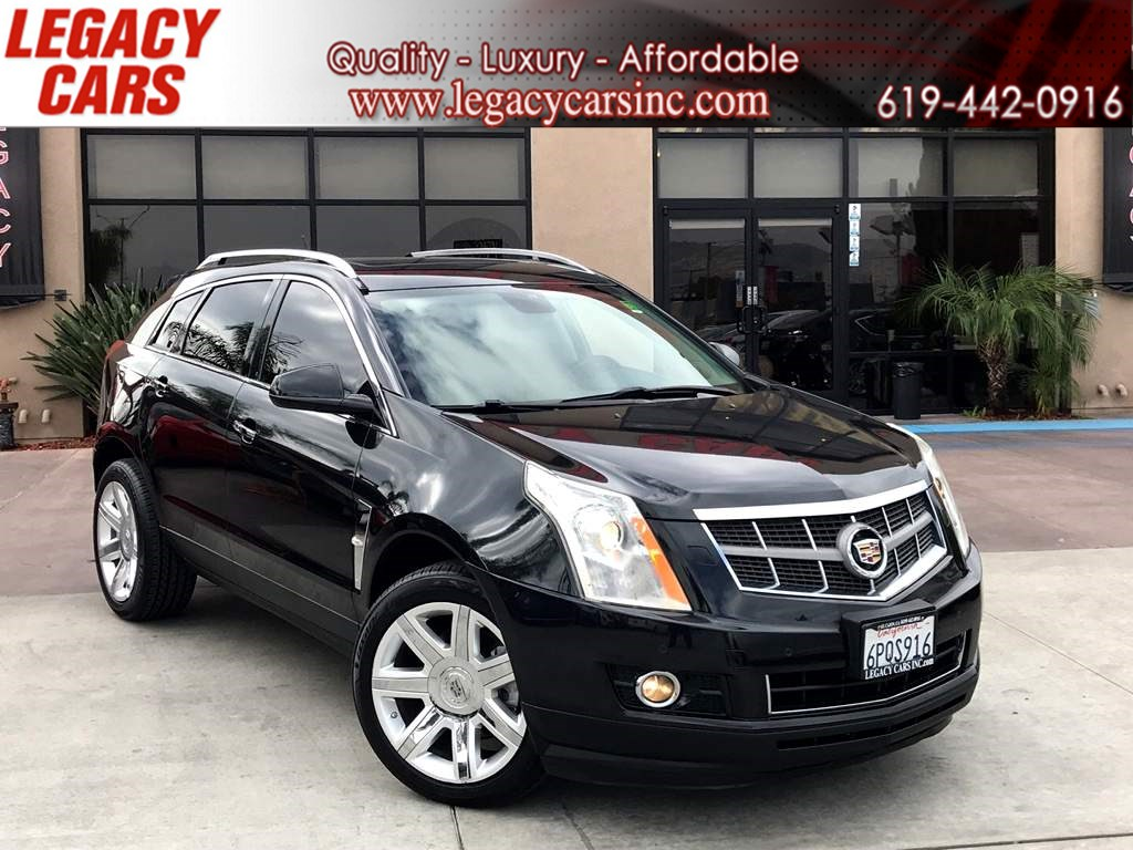 2011 Cadillac SRX Premium Collection w/Nav/Pano Sunroof