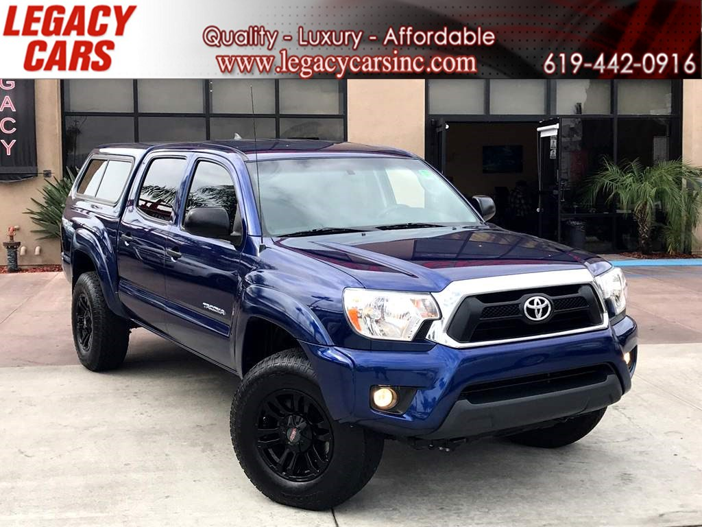 2014 Toyota Tacoma PreRunner V6 TRD Off-Road DOUBLE CAB