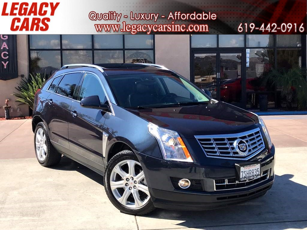 2016 Cadillac SRX Performance Collection w/Nav/Pano Sunroof