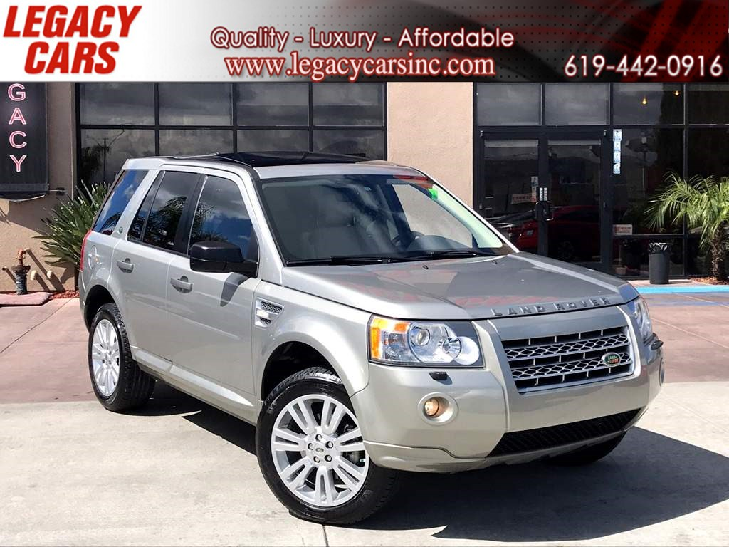 2010 Land Rover LR2 HSE W/ LEATHER / BLUETOOTH / DUAL MOONROOF