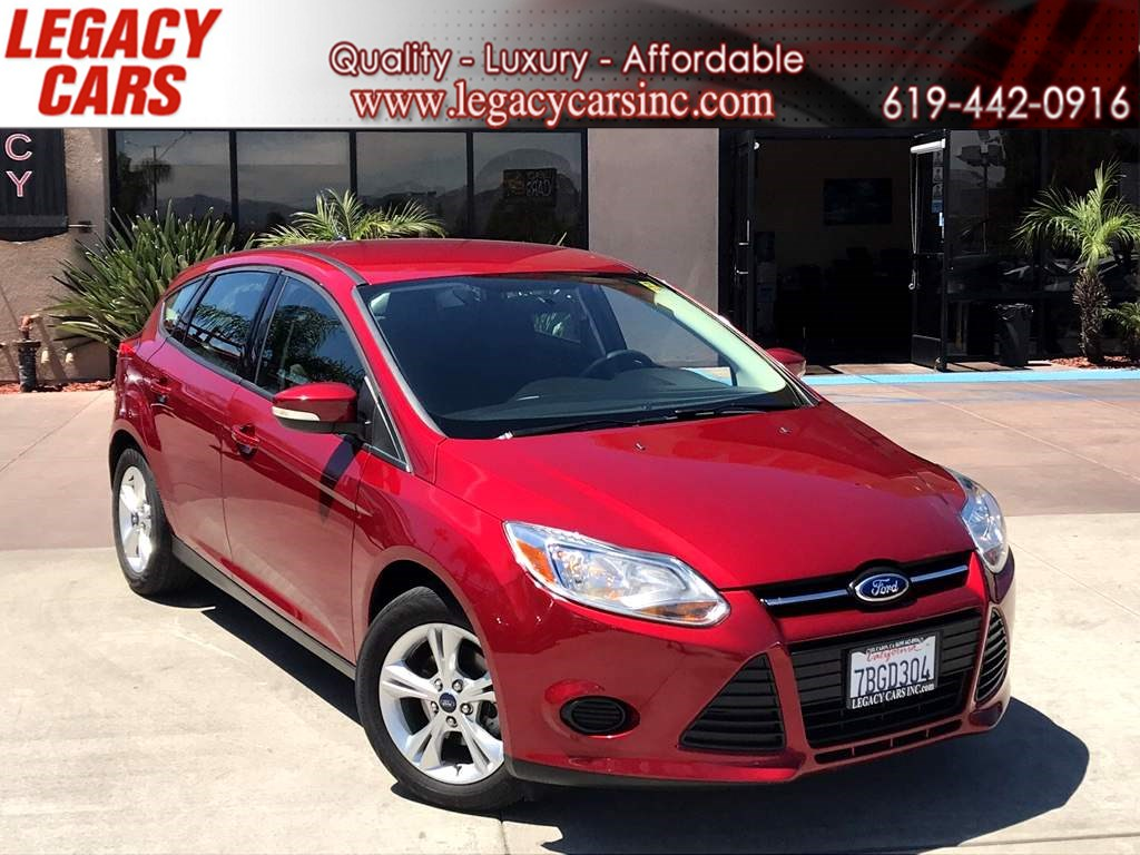 2013 Ford Focus SE LOW MILES
