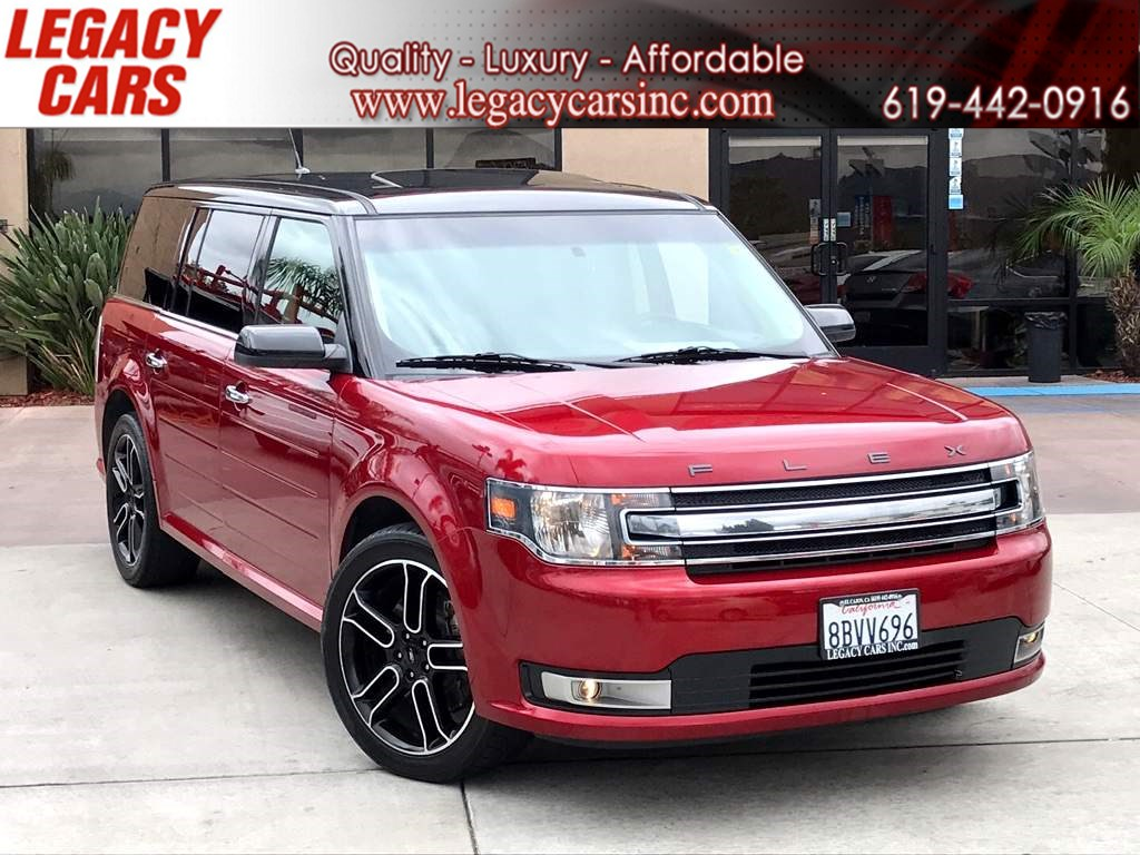 2015 Ford Flex SEL V6 W/ NAVIGATION / PANO ROOF