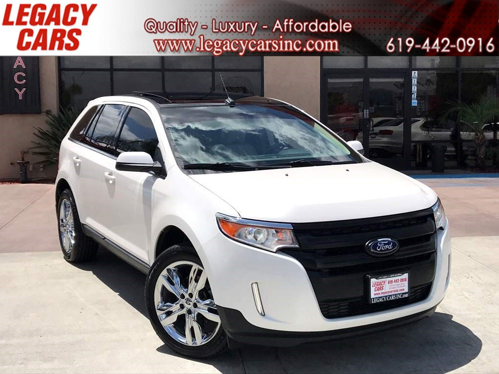2012 Ford Edge Limited 3.5L V6 W/ BLUETOOTH / PANO ROOF