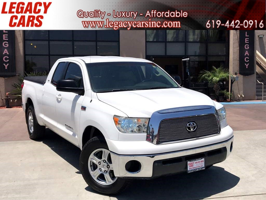 2007 Toyota Tundra SR5 5.7L V8 w/Leather DOUBLE CAB