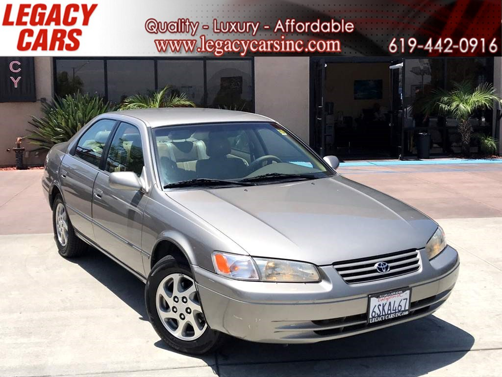 1997 Toyota Camry XLE V6 w/Leather 1-OWNER