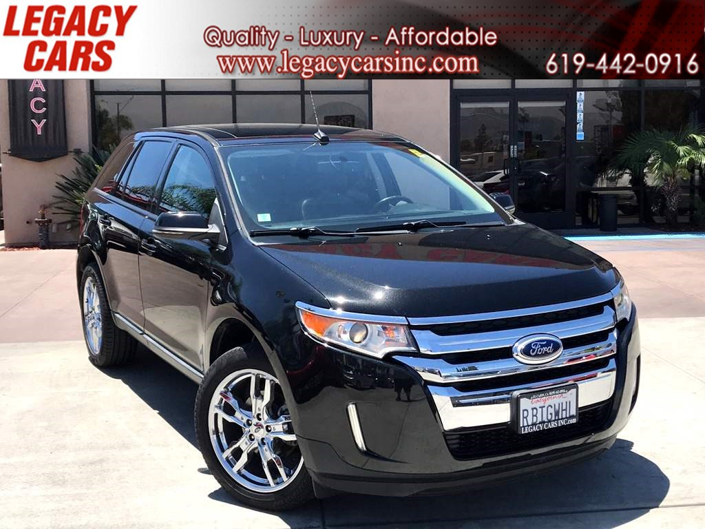 2013 Ford Edge SEL w/Pano Sunroof