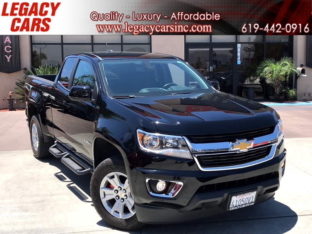 2015 Chevrolet Colorado 2WD LT V6 PRISTINE CONDITION