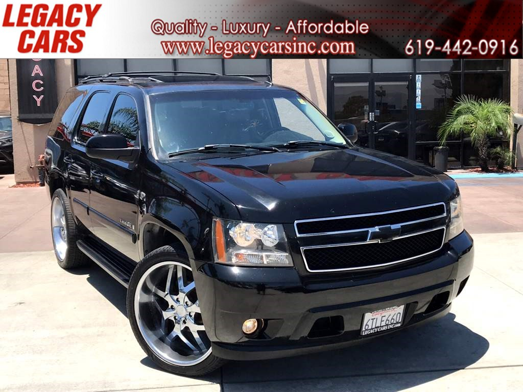 2007 Chevrolet Tahoe LT w/Nav/Sunroof/DVD 3rd ROW