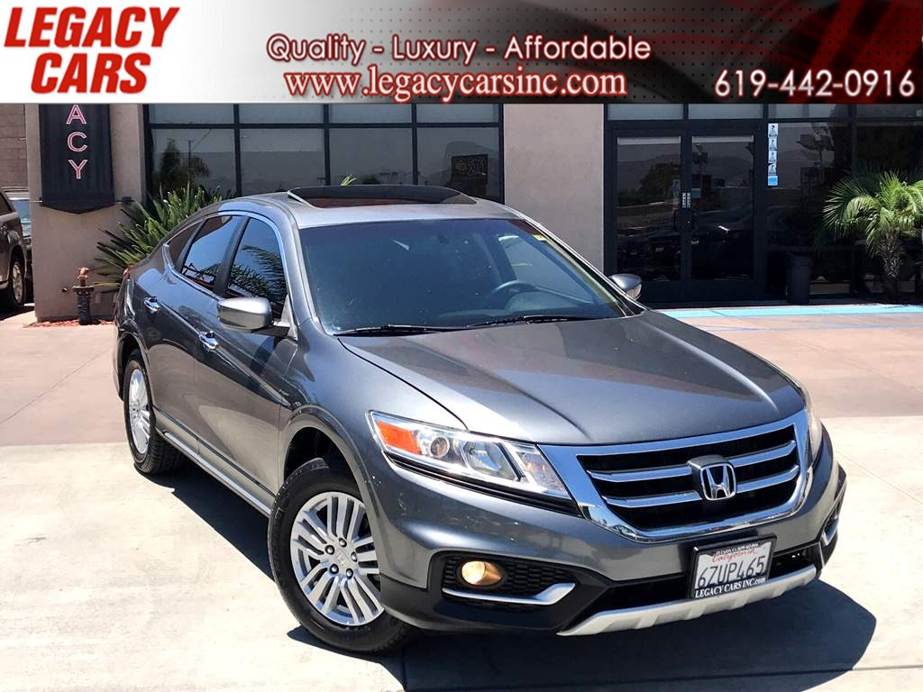 2013 Honda Crosstour EX w/Sunroof/Backup Camera