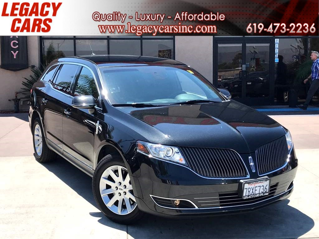 2015 Lincoln MKT Livery Fleet AWD w/Nav/Dual Sunroof