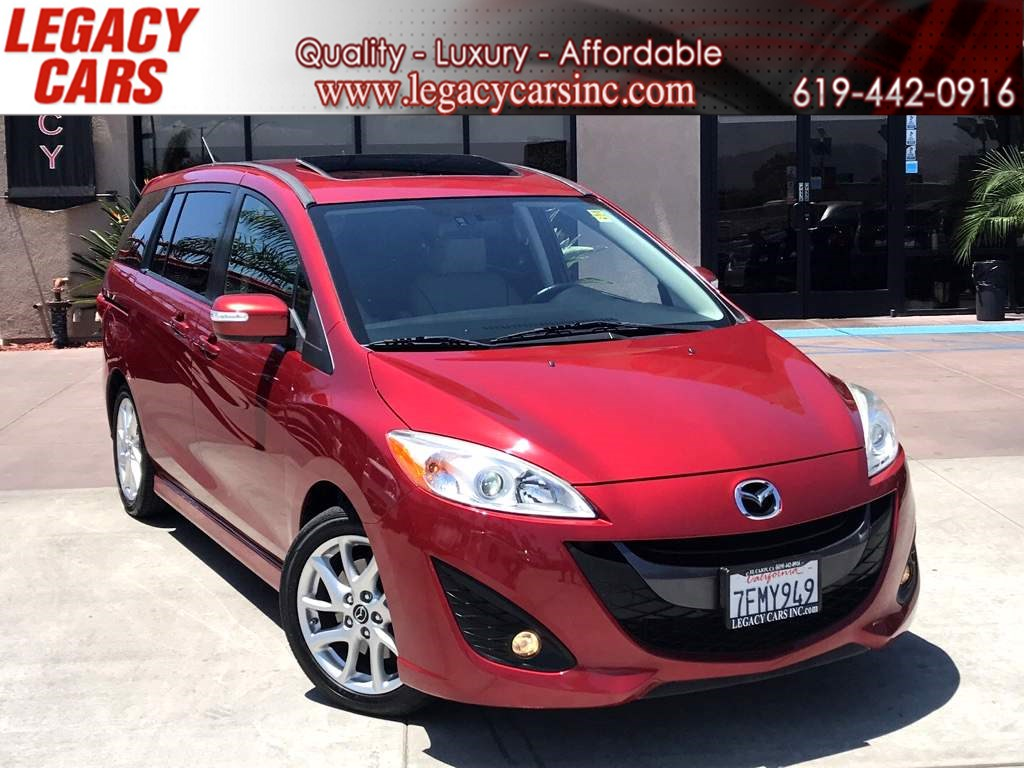 2014 Mazda Mazda5 Grand Touring w/Sunroof