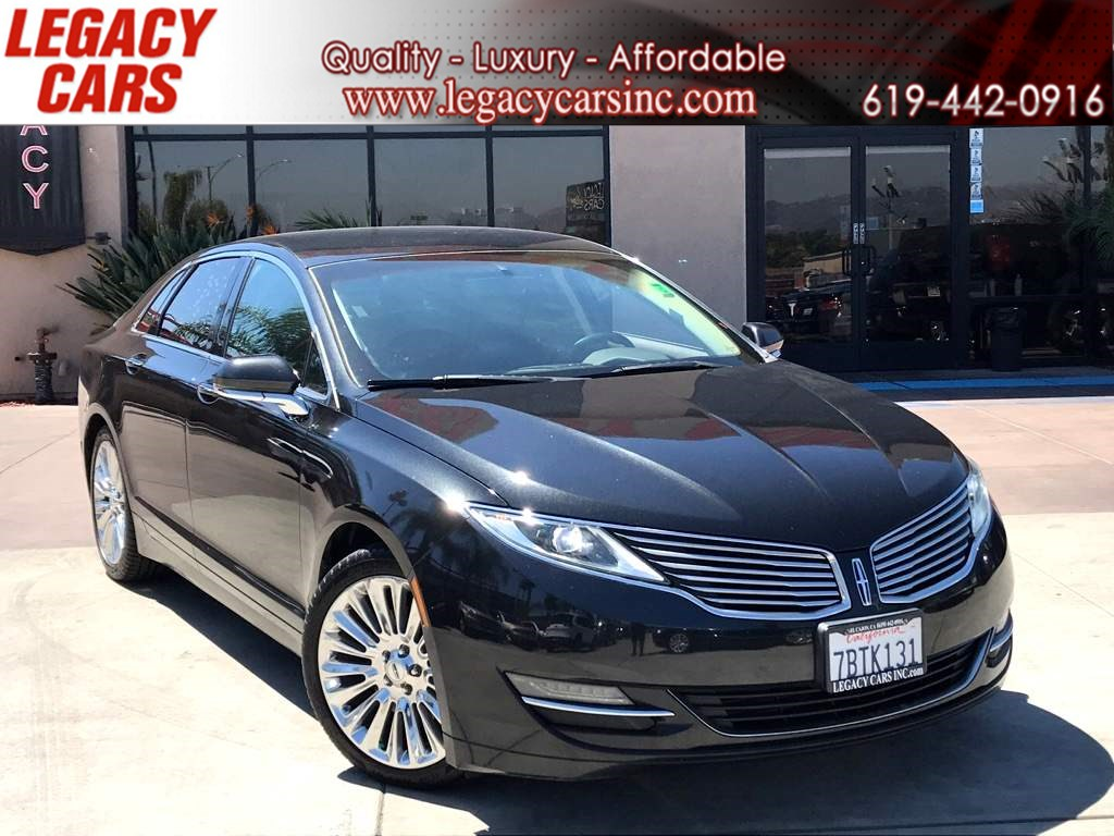 2013 Lincoln MKZ ECOBOOST w/Nav/Sunroof