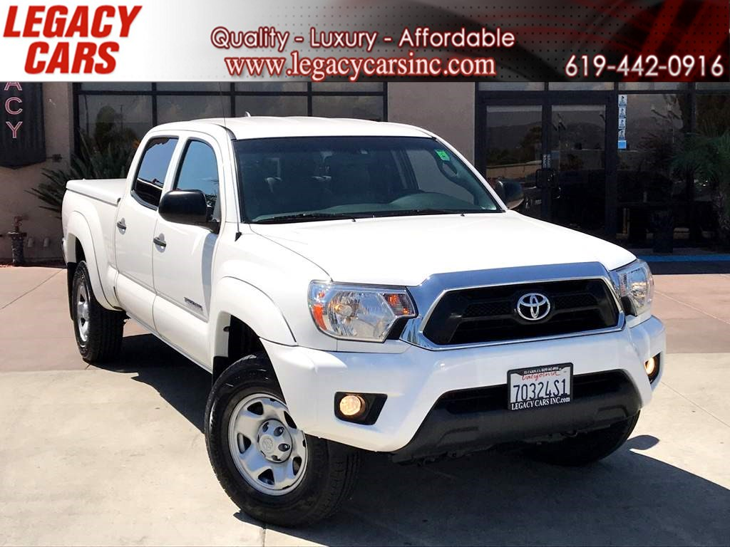 2015 Toyota Tacoma PreRunner V6 Double Cab Long Bed