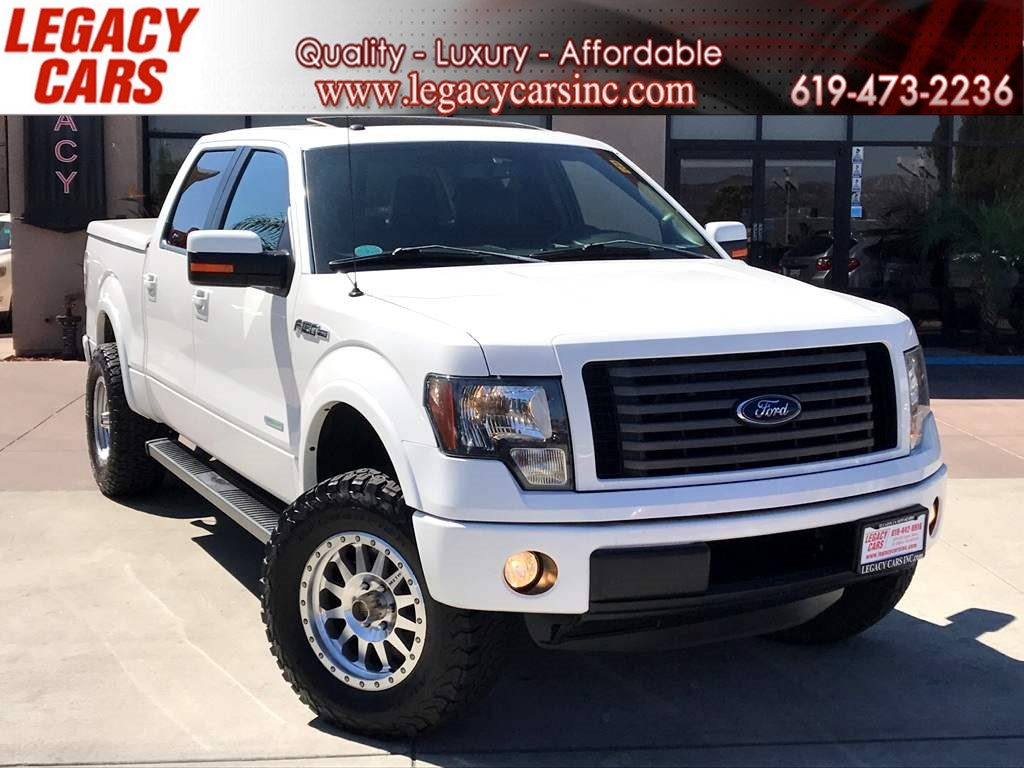 2012 Ford F-150 FX2 w/NAV/SUNROOF/BACK-UP CAM