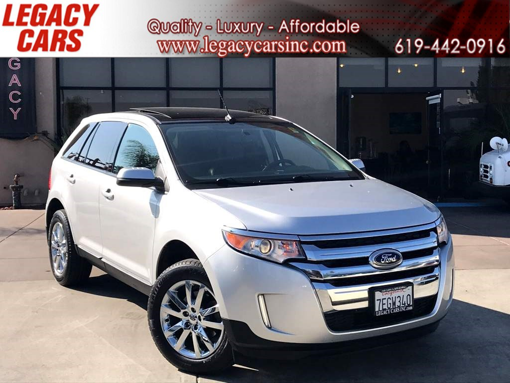 2013 Ford Edge SEL w/NAV/BACK-UP CAM/SUNROOF