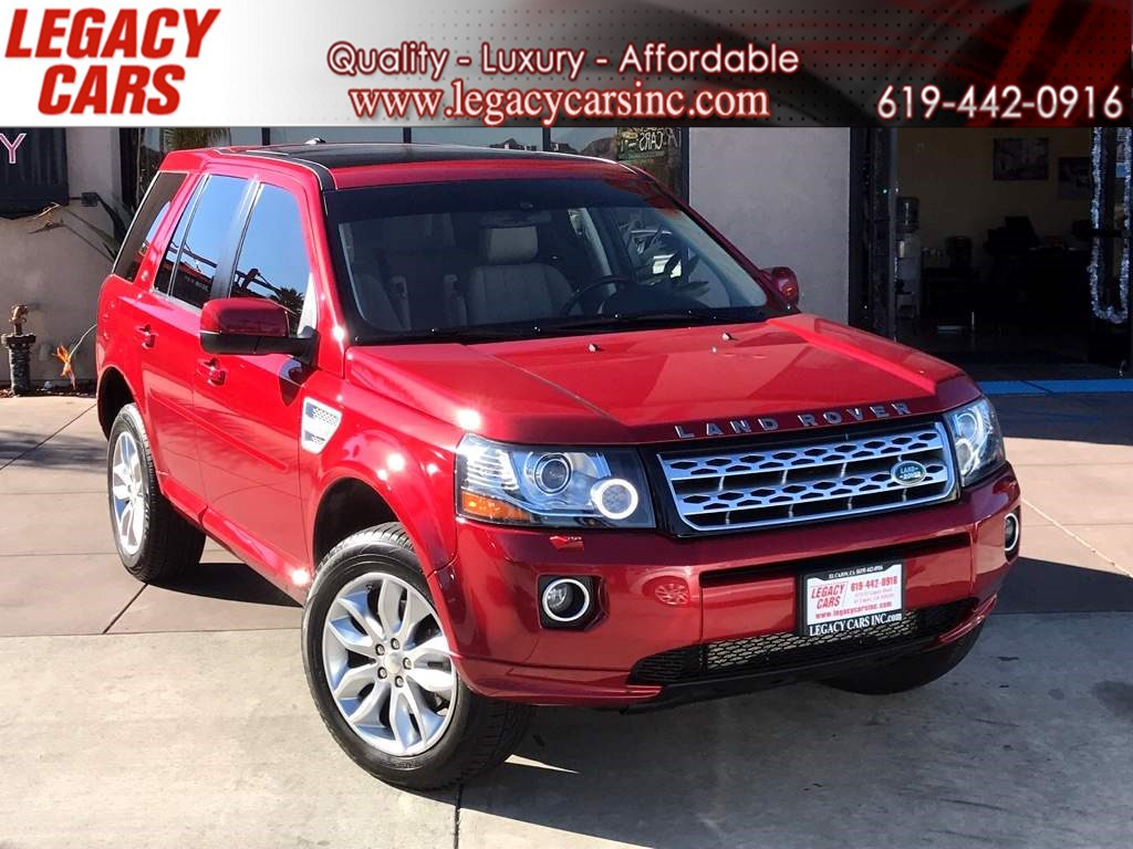 2015 Land Rover LR2 HSE AWD w/Parking Aid/Nav/Sunroof