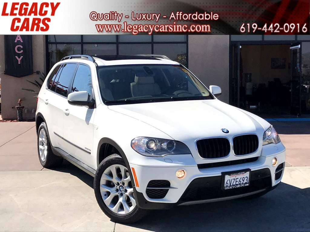 2013 BMW X5 xDrive35i AWD Premium w/Nav/Sunroof