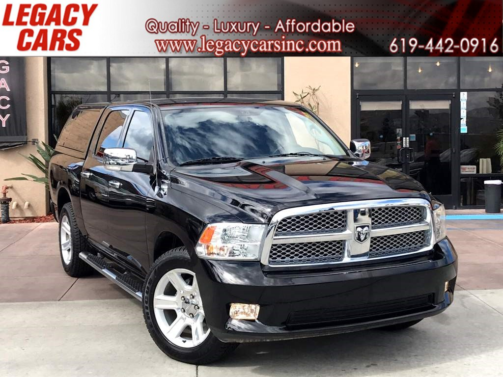 2012 Ram 1500 Laramie Limited Edition 4X4