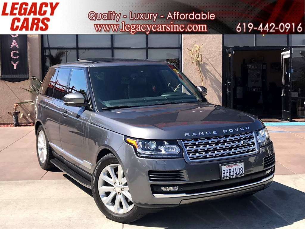 2014 Land Rover Range Rover HSE 3.0 Supercharged w/Pano Roof