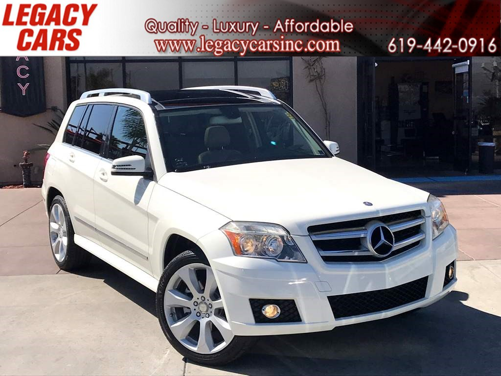 2010 Mercedes-Benz GLK 350 Sport pkg w/Backup Camera