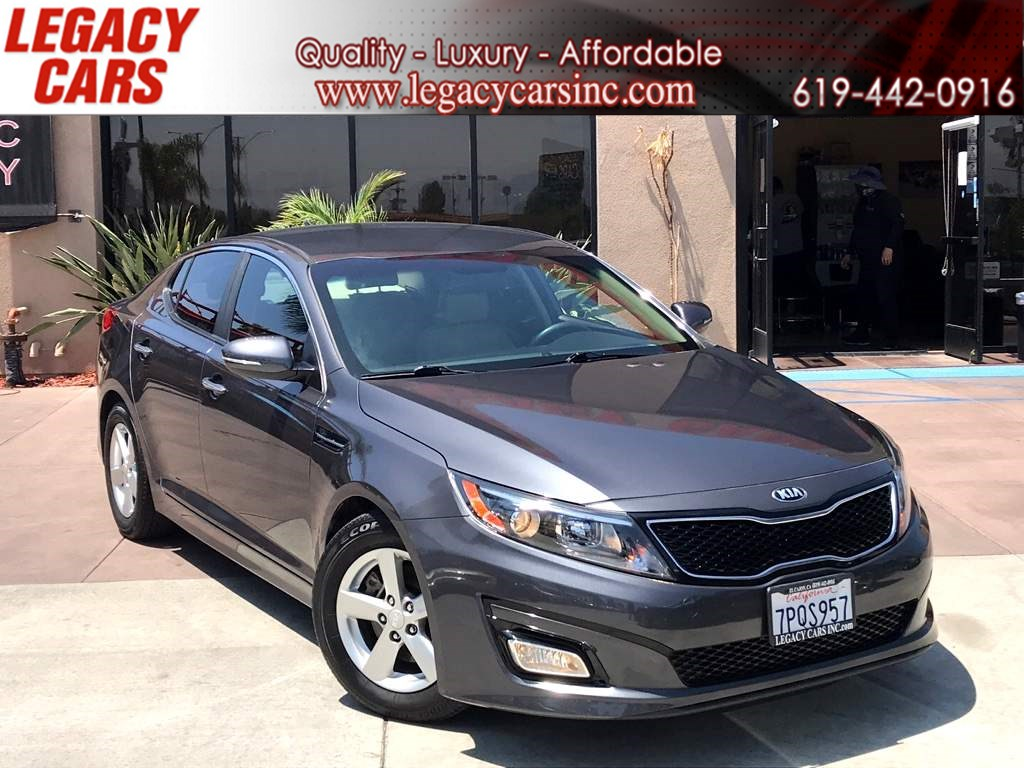 2015 Kia Optima LX w/Bluetooth