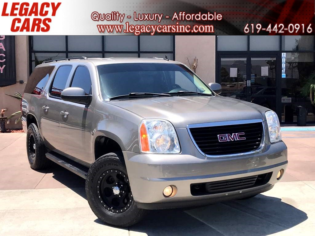 2007 GMC Yukon XL SLT w/Leather 3RD ROW