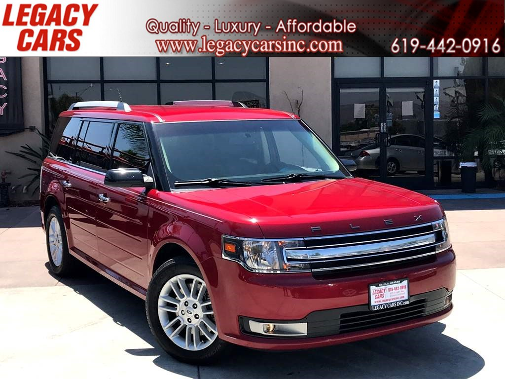 2016 Ford Flex SEL w/Nav/Premium Audio 3RD ROW