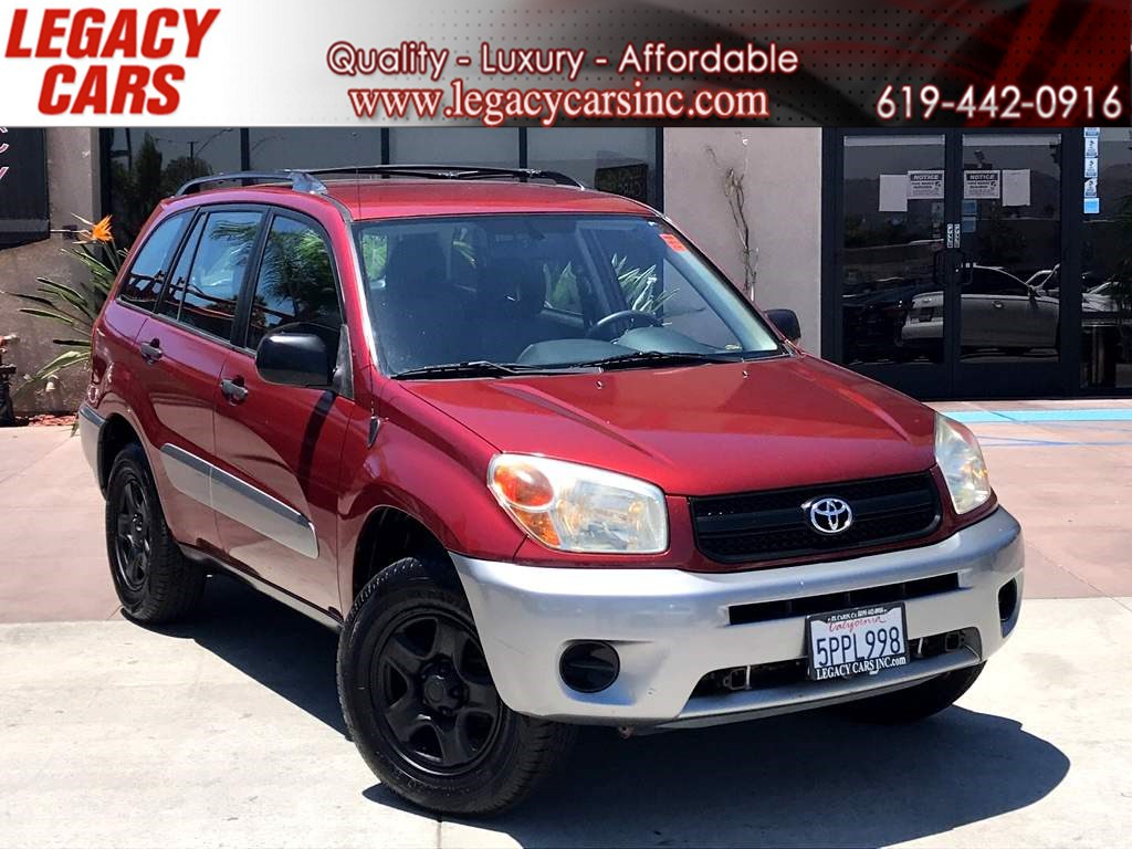 2005 Toyota RAV4 5-Speed Manual  LOW MILES