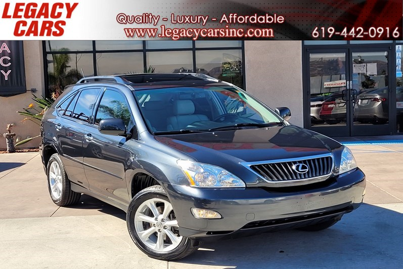 2009 Lexus RX 350 Base w/ Premium pkg/Sunroof