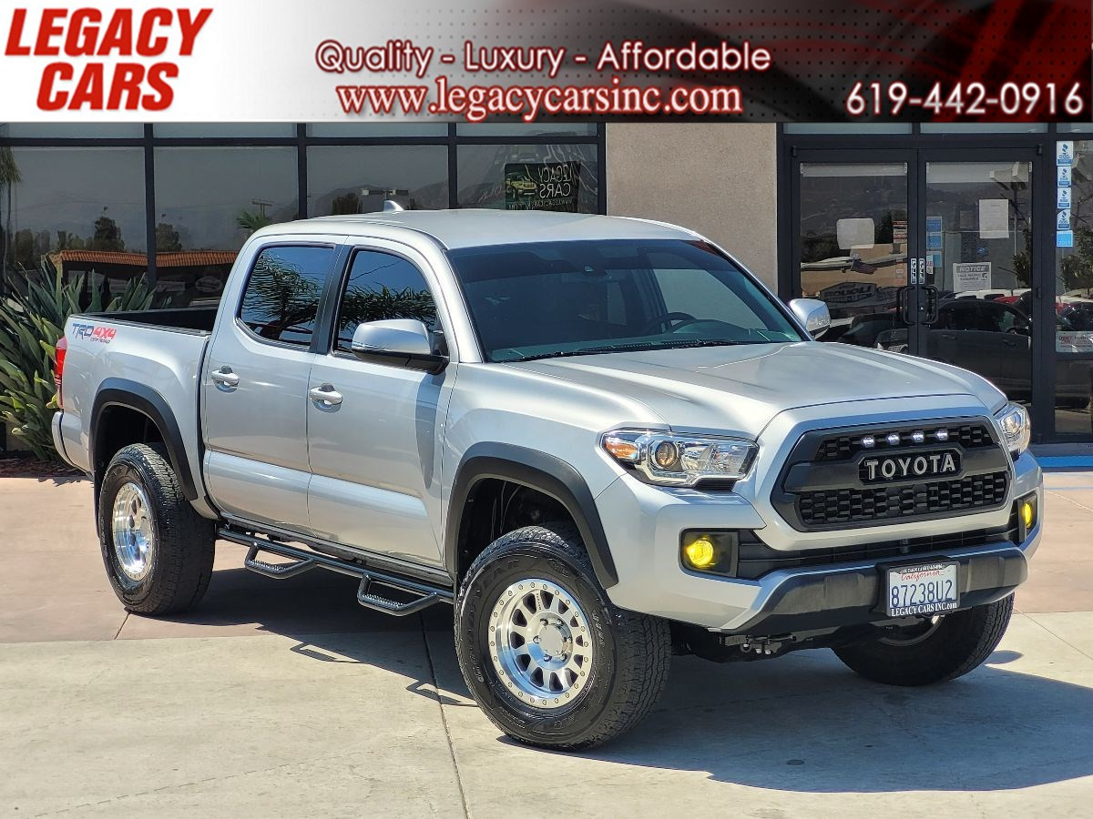 2019 Toyota Tacoma 4WD TRD Off Road 4x4