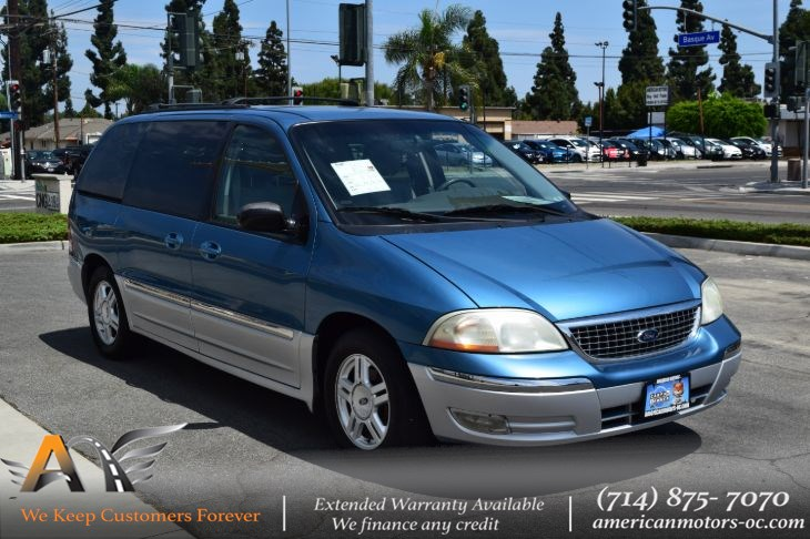 2002 Ford Windstar Wagon SEL w/300A