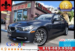 View 2015 BMW 328i SPORT LINE*Leather*Nav Sys*